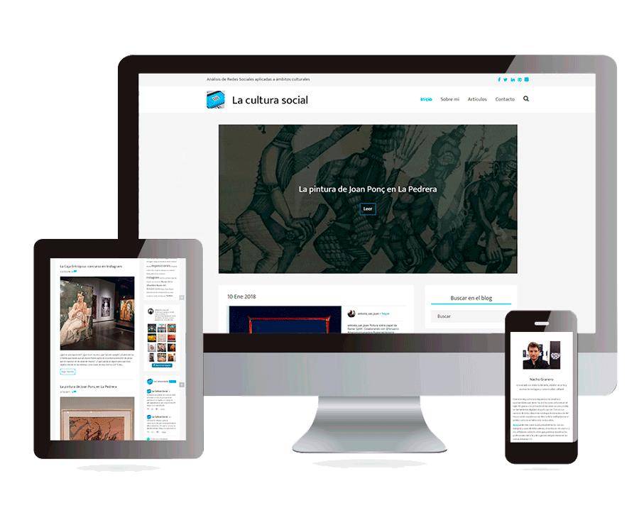 Diseño web Verín